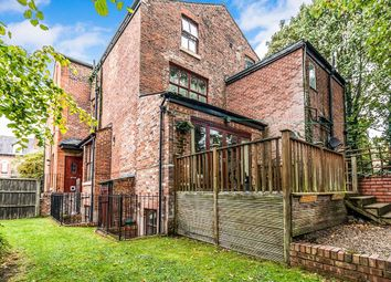 Thumbnail 2 bed flat for sale in Old Lansdowne Road, Didsbury, Manchester