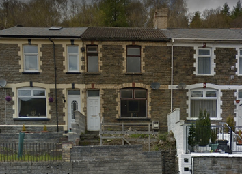 Thumbnail 2 bedroom terraced bungalow for sale in Abeerbeeg Road, Abertillery