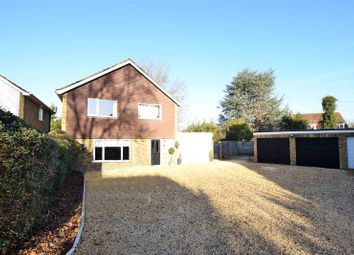 Thumbnail 4 bedroom detached house to rent in Woolford Close, Winkfield Row, Berkshire