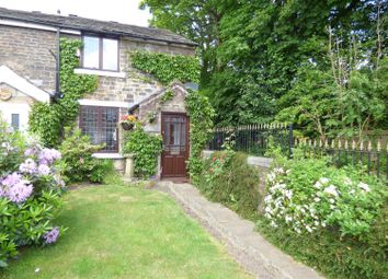 Thumbnail 1 bed cottage for sale in High Street, Bury
