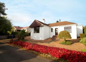 Thumbnail 3 bedroom detached house for sale in Falkirk Road, Larbert