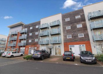 Thumbnail 2 bed flat for sale in Compair Crescent, Ipswich
