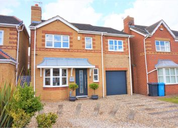 Thumbnail 4 bedroom detached house for sale in Corinthian Way, Hull
