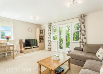 Thumbnail 2 bed flat for sale in Wesley Place, Epsom