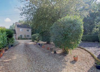 Thumbnail 4 bedroom detached house for sale in Overend, Elton, Peterborough, Cambridgeshire.