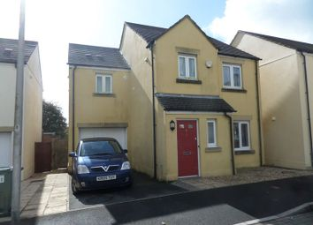 Thumbnail 4 bed detached house to rent in Station Close, Holsworthy
