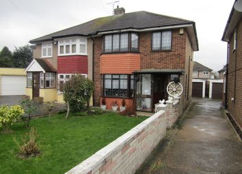 Thumbnail 3 bed property for sale in Stephen Avenue, Rainham