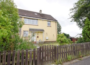 Thumbnail 4 bed semi-detached house for sale in School Road, Morningside, Wishaw