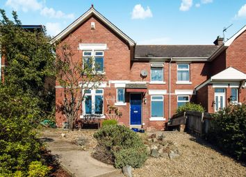 Thumbnail 3 bed semi-detached house for sale in St. Pauls Avenue, Barry