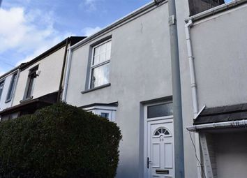 Thumbnail 2 bed terraced house for sale in Fern Street, Cwmbwrla, Swansea
