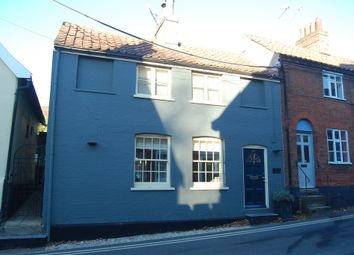 Thumbnail 3 bedroom semi-detached house for sale in Seckford Street, Woodbridge