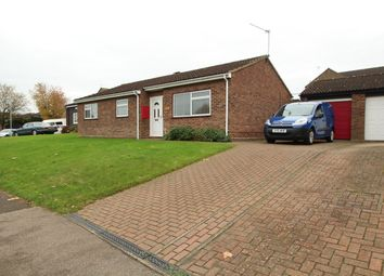 Thumbnail 3 bed detached bungalow for sale in Glemsford Road, Stowmarket