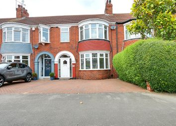 Thumbnail 3 bed terraced house for sale in Burniston Road, Hull, East Yorkshire