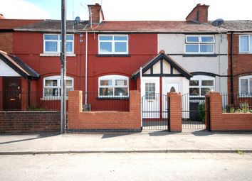 Thumbnail 3 bed terraced house to rent in Beresford Road, Maltby