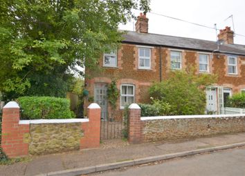 Thumbnail 3 bed end terrace house for sale in Park Lane, Snettisham, King's Lynn