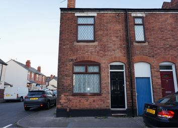 Thumbnail 2 bed end terrace house for sale in Regent Street, Willenhall