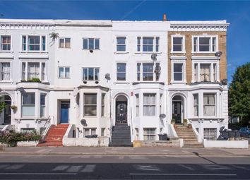 Thumbnail 3 bedroom flat to rent in Coldharbour Lane, London