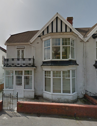 Thumbnail 5 bed semi-detached house to rent in Beechwood Road, Uplands, Swansea