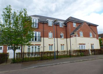 Thumbnail 2 bed flat for sale in Dickens Close, Stratford-Upon-Avon