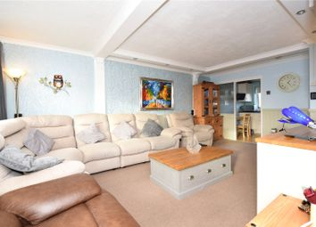 Thumbnail 3 bed town house for sale in Lila Place, Swanley, Kent