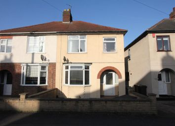Thumbnail 3 bedroom semi-detached house for sale in Netherley Road, Hinckley