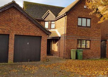 Thumbnail 4 bed detached house to rent in Scriven Court, Willen, Milton Keynes
