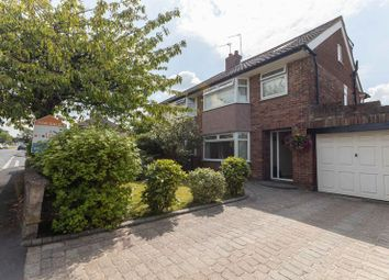 Thumbnail 4 bed semi-detached house for sale in Shop Lane, Maghull, Liverpool