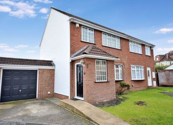 Thumbnail 3 bedroom semi-detached house for sale in Gullons Close, Bishopsworth, Bristol