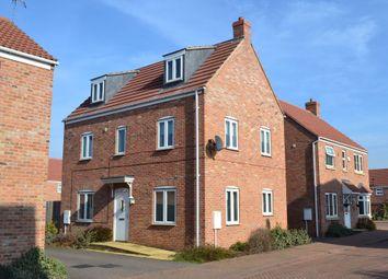 Thumbnail 4 bed detached house for sale in Jeffrey Drive, Sapley, Huntingdon, Cambridgeshire