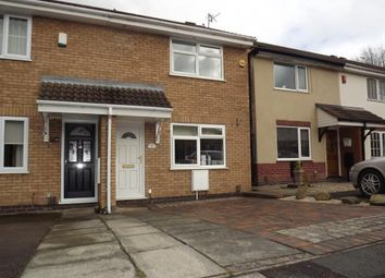 Thumbnail 2 bed semi-detached house for sale in Meadow Rise, Bulwell, Nottingham