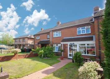 Thumbnail 3 bed terraced house for sale in Tamworth Road, Wood End, Atherstone