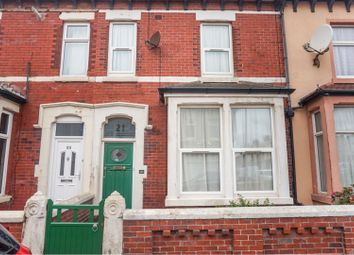 Thumbnail 4 bed terraced house for sale in Boothroyden, Blackpool