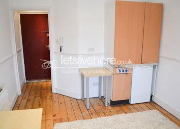 Thumbnail Studio to rent in Studio Flat, Westgate Road, Newcastle Upon Tyne