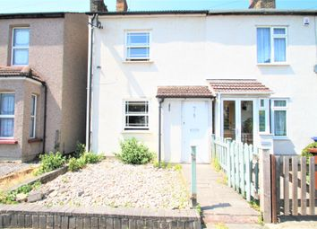 Thumbnail 3 bed cottage for sale in Clockhouse Lane, North Stifford, Grays