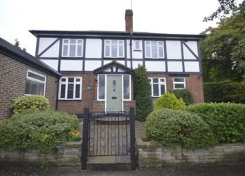 Thumbnail 4 bed detached house for sale in St. Albans Road, Watford