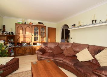 Thumbnail 3 bedroom detached bungalow for sale in The Heights, Worthing, West Sussex