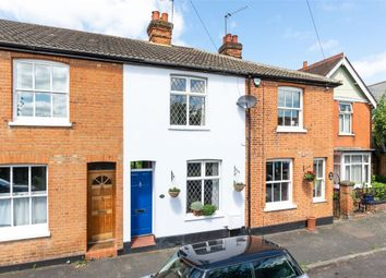 Thumbnail 2 bed terraced house for sale in Glencoe Road, Weybridge, Surrey