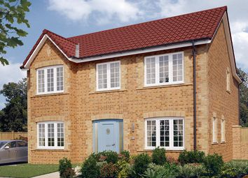 "Thumbnail 4 bedroom detached house for sale in ""The Pendlebury"" at Walker Drive, Stamford Bridge, York"