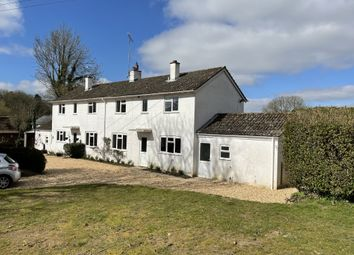 Thumbnail 3 bed semi-detached house to rent in New Road, Rockbourne, Fordingbridge