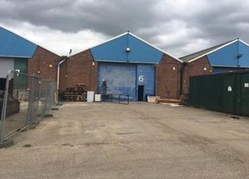 Thumbnail Light industrial to let in Unit 6, Balmoral Trading Estate, 113 River Road, Barking, Essex