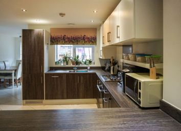 Thumbnail 3 bed terraced house for sale in Ivory Close, Hanley, Stoke-On-Trent
