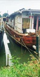 Thumbnail 3 bed houseboat for sale in Mill Street, Stosyth Village, Clacton On Sea, Essex