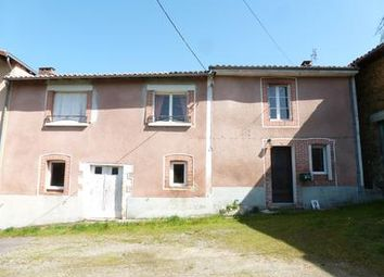 Thumbnail 2 bed property for sale in Rochechouart, Haute-Vienne, France