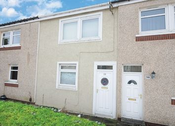 Thumbnail 3 bed terraced house for sale in Kilchoan Road, Glasgow