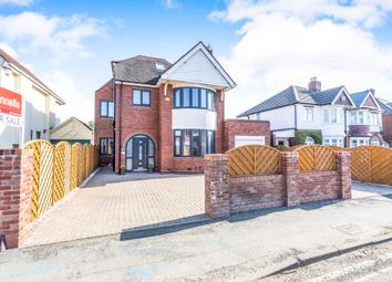 Thumbnail 4 bed detached house for sale in Springfield Road, Halesowen