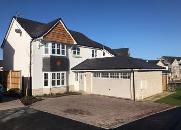 Thumbnail 4 bed detached house for sale in Bron Y Castell, Cae Eithin, Abergele