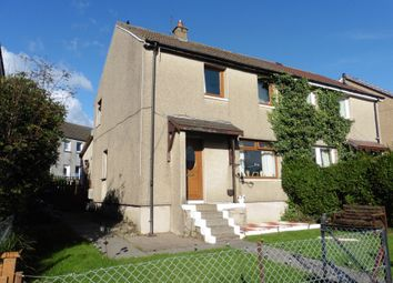 Thumbnail 3 bed semi-detached house for sale in 42 Ardenslate Ardenslate Cres, Dunoon