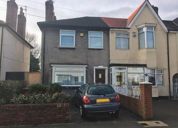 Thumbnail 3 bed end terrace house for sale in Whitelodge Avenue, Huyton, Liverpool