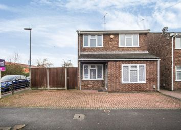 Thumbnail 3 bed detached house for sale in Cemetery Road, Dunstable