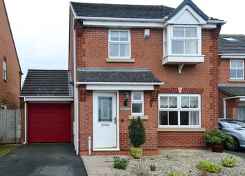Thumbnail 3 bed link-detached house for sale in Foxfield, Northfield, Birmingham